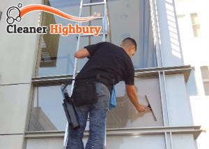 WIndow Cleaning Highbury