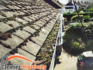 gutter-cleaning-highbury